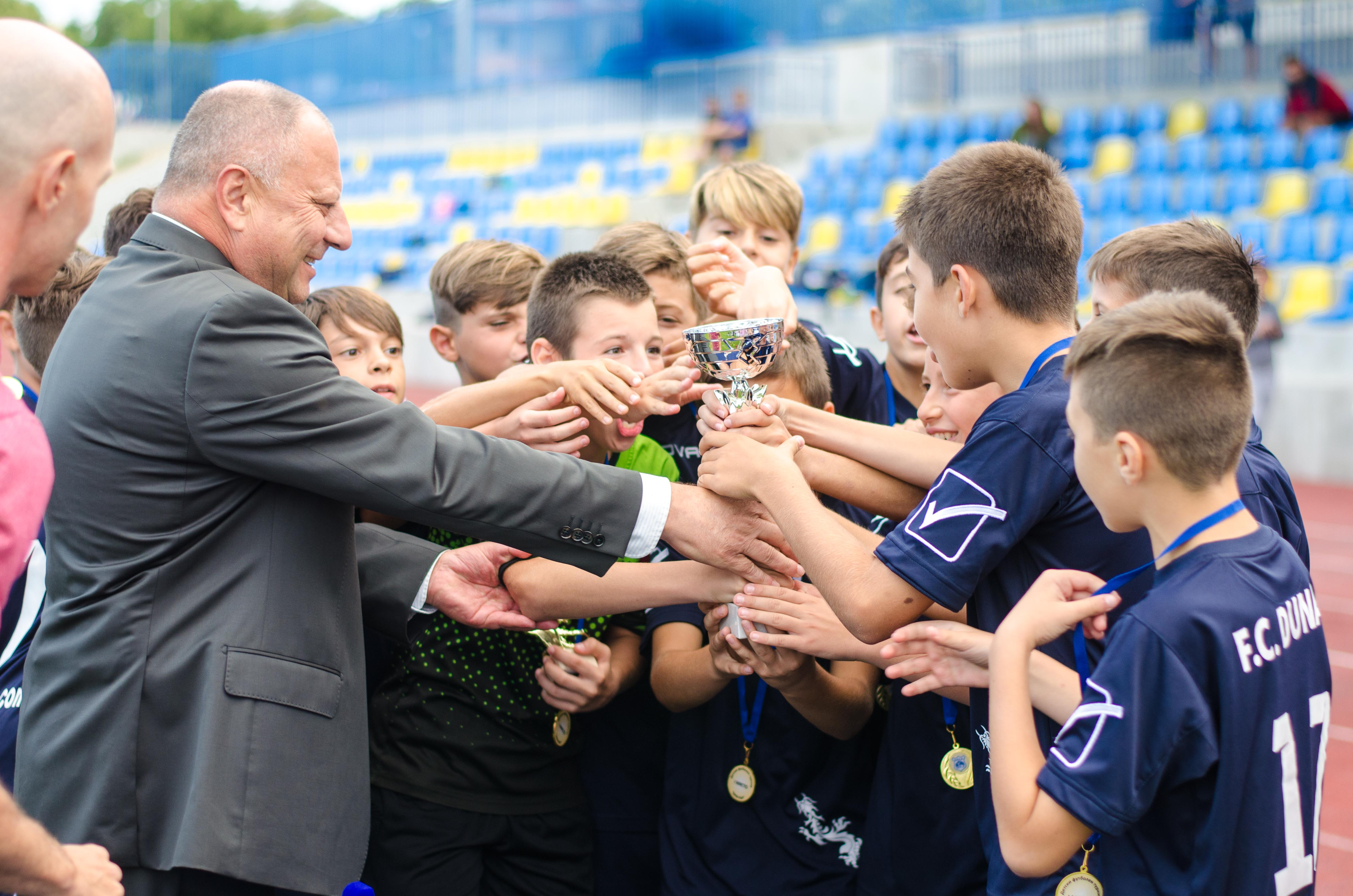 "FC DUNAV TRIUMPH IN THE THIRD EDITION OF ""BYALA CUP"""